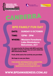 canberra family fun day 6 october 2019